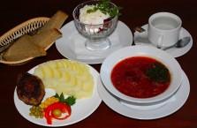 Здоровое питание: правильный обед (+ меню на неделю)