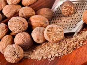 мускатный орех - полезные свойства и вред