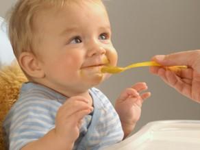 Режим питания 9 месячного ребенка