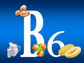 Содержание витамина в6 в продуктах