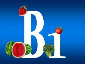Витамин В1 содержится в продуктах