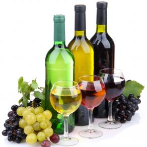Польза, вред и калорийность разных видов вина