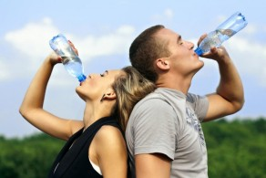 Артезианская вода