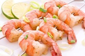 Польза и калорийность креветок
