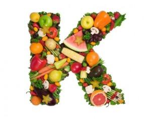 Содержание витамина К в продуктах
