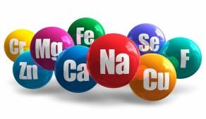 Минеральные вещества в продуктах