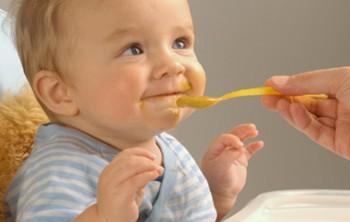 Режим питания ребенка в 9 месяцев