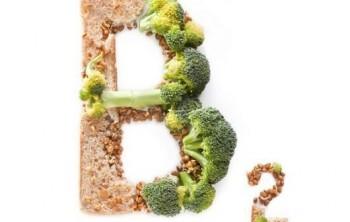 Содержание витамина В2 в продуктах