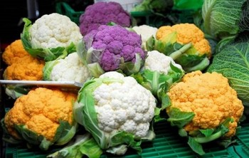 Чем полезна цветная капуста (+ калорийность)