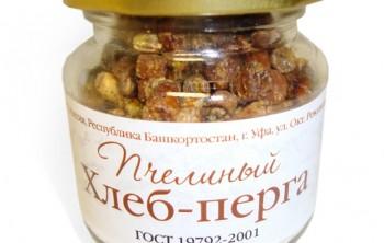 Перга и ее полезные свойства, мед с пергой