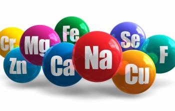 Содержание минеральных веществ в продуктах питания