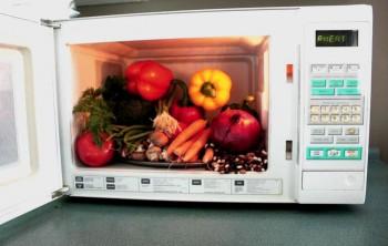 Вред микроволновой печи - как правильно греть пищу в микроволновке