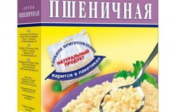 Польза пшеничной каши, ее вред, калорийность