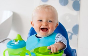 рацион питания ребенка в год и три