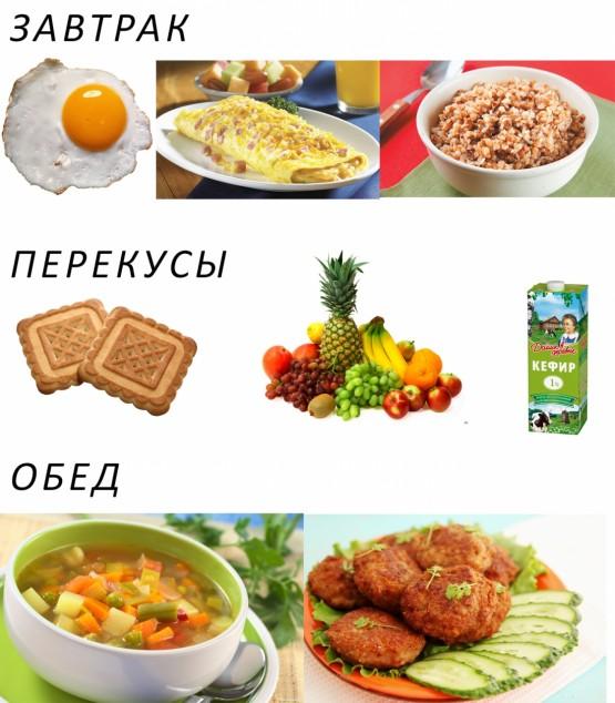 правильное питание бананы и яйца