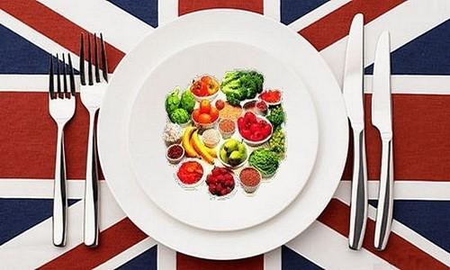 рацион английской диеты