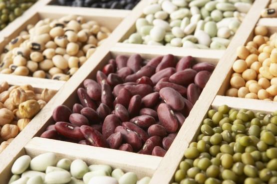 В фасоли много легко усваиваемого витамина РР