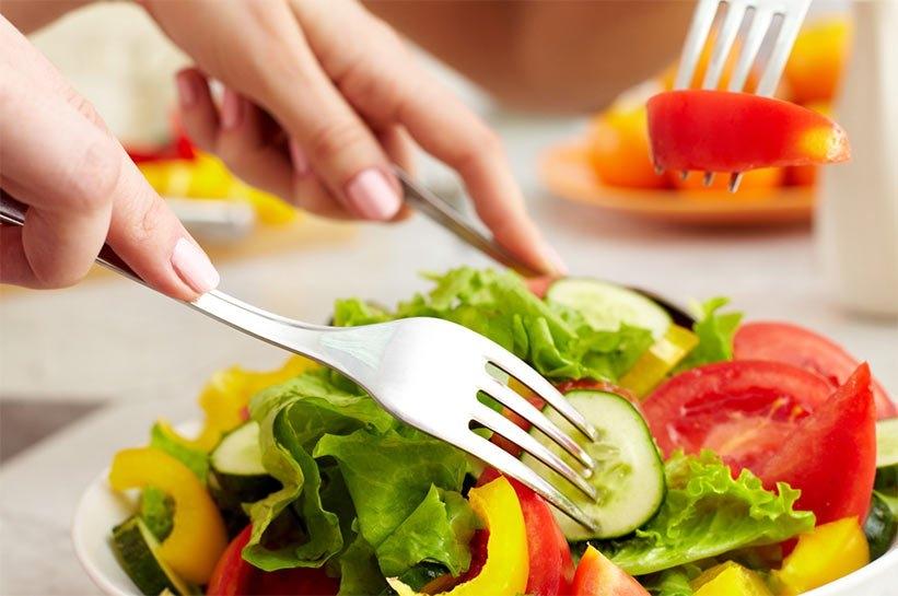 Польза и вред от вегетарианства