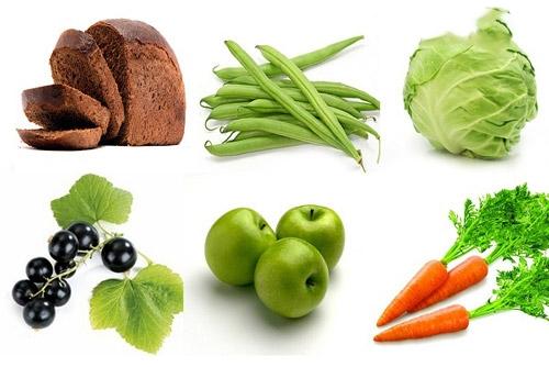 Чем полезна клетчатка, в каких продуктах содержится