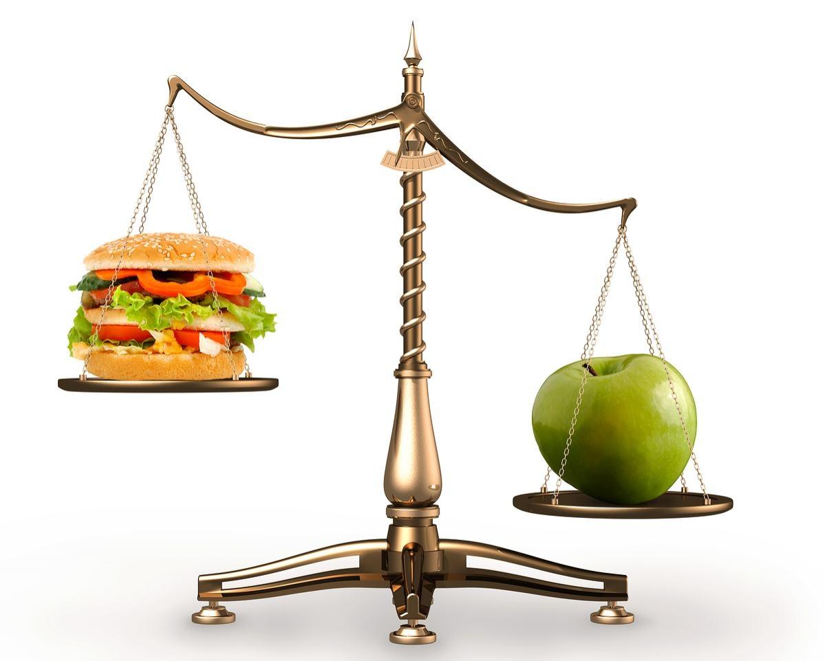 4 правила для похудения